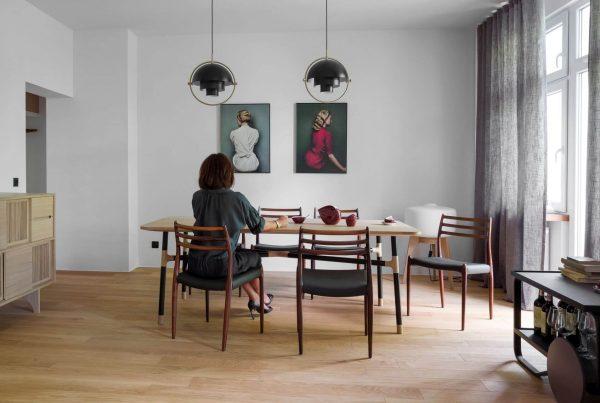 Loft Interior Design loft kolasiński - interior and furniture design